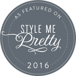 Style Me Pretty - Pantone Rose Quartz Bridal Inspiration Shoot